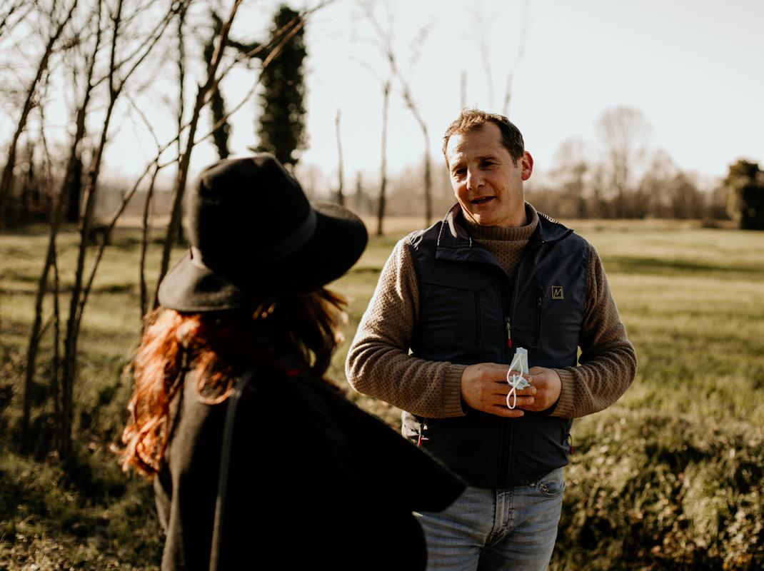 Marco Zizioli intervistato da Valentina Ottoboni